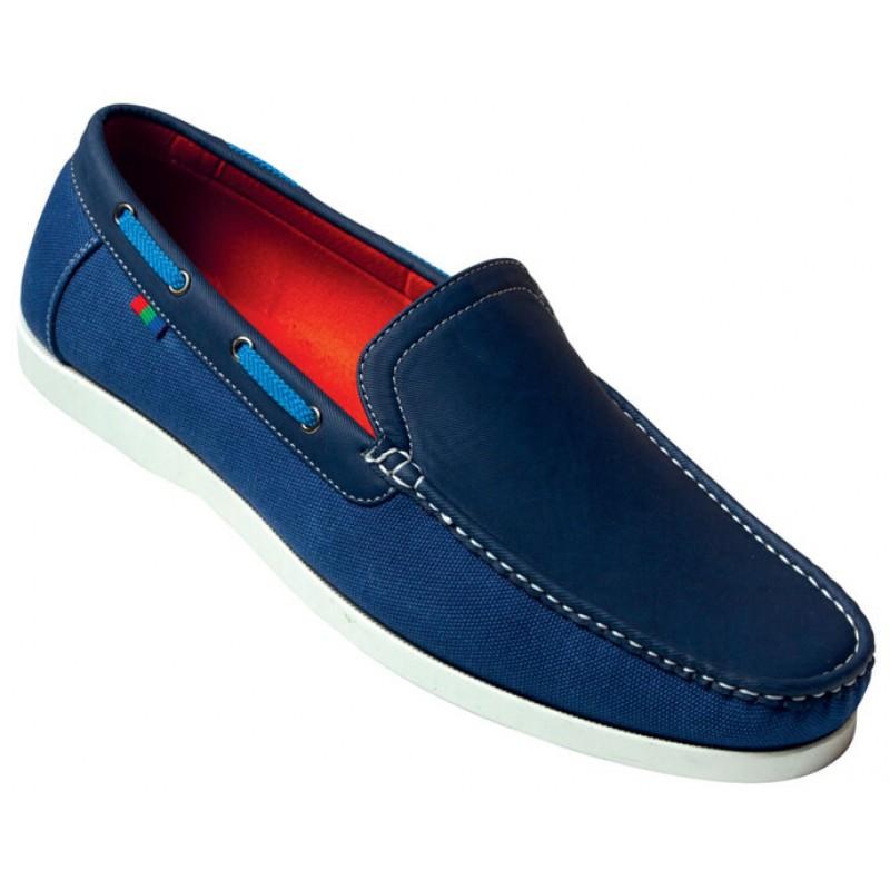 Παπούτσια Μεγάλα Μεγέθη KS2452 OTTO Μπλε - King Sizes 751d0d108cd